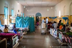 St Monica Ward (the female medical ward)