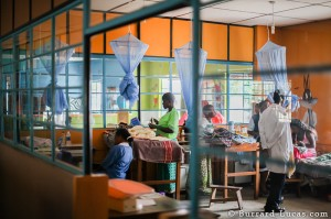 Mbusa (the paediatric ward)